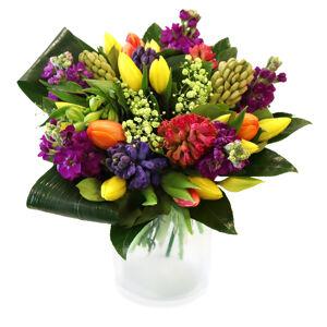 Seasonal bouquet mix